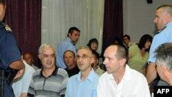 Grupa Albanaca na suđenju u Podgorici