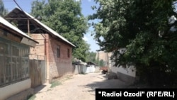 Село Кончи в Гиссарском районе