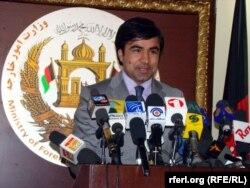 جانان موسی زی د افغانستان د بهرنو چارو وزارت ویاند