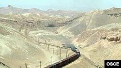 A Tajik train
