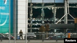Photogallery: Brussels Attacks