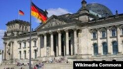 Германия парламенті (Көрнекі сурет).