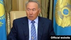 Қазақстан президенті Нұрсұлтан Назарбаев. Астана, 30 шілде 2014 жыл.