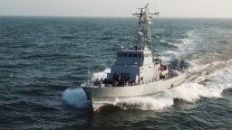 Sea Change: Reviving Ukraine's Navy video grab 1