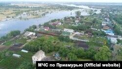 Затопление в Амурской области