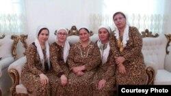 Этнические казашки в Иране. Фото предоставлено Мариям Павиз.