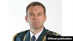 Горанчо Котески, нов началник на Генералштабот на АРМ.