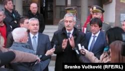 میلویکو برزاکوویچ مدیرعامل کارخانه اسلحهسازی زاستاوا-اوروزیه صربستان