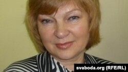 Таісія Кабанчук, архіўнае фота