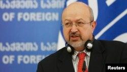 ԵԱՀԿ գլխավոր քարտուղար Լամբերտո Զանիեր, արխիվ