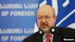 Генеральний секретар ОБСЄ Ламберто Дзаннієр