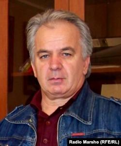 Нохчийн поэт, прозаик Цуруев Шарип