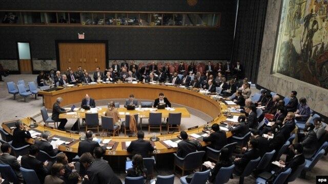 Savet bezbednosti UN, ilustrativna fotografija