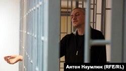 Станіслав Клих під час судового процесу в Росії