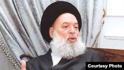 ايات لله العظمى محمد حسين فضل لله