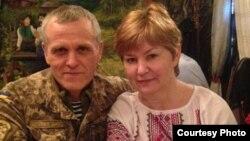 Александр Болькин с женой
