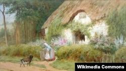 Артур Клод Страчан, «Кармленьне казы»