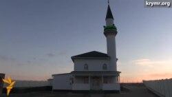 Qarasuvbazar rayonında yañı cami açıldı