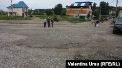 La piaţa din Cojuşna