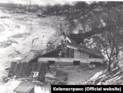 Наслідки Куренівської трагедії, яка сталася 13 березня 1961 року