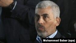 یحیی سنوار، رهبر حماس در غزه (عکس از آرشیو)