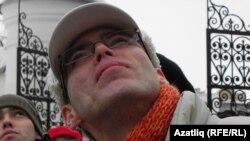 Қазан федералдық университетінің әлеуметтану кафедрасының профессоры Ескендір Ясавиев. Татарстан, 2010 жыл.