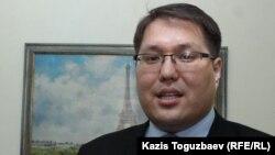 Бауыржан Мусин, дін істері және азаматтық қоғам министрлігі азаматтық қоғам істері жөніндегі комитетінің бұрынғы төрағасы.