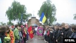 Тисячі прочан зібралися учора вшанувати пам'ять героїв Берестецкої битви
