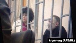 Бекір Дегерменджі в залі контрольованого Росією Верховного суду Криму, архівне фото