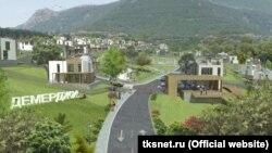 Проект клубного поселка «Демерджи»