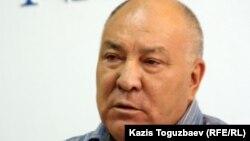 Қазақстан коммунистік партиясының басшысы Ғазиз Алдамжаров.