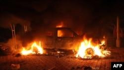 В Ливии погиб посол США