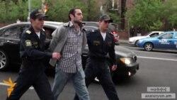 Երիտասարդ ակտիվիստին բերման են ենթարկել, ապա ազատ արձակել