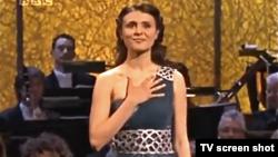 Soprana Valentina Nafornița, cîștigătoare a competiției internaționale de canto de la Cardiff