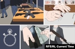 Infografika: Kako nabaviti oružje na Floridi?