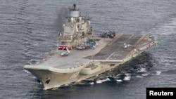 Російський крейсер «Адмірал Кузнєцов»