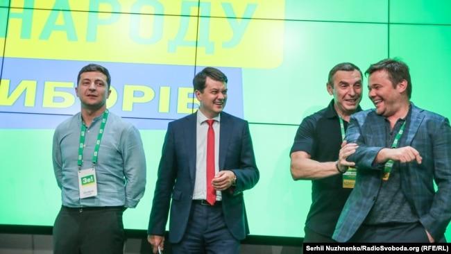 Сергій Шефір – один із найближчих друзів президента Зеленського