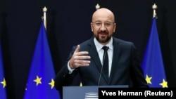 Глава Евросовета Шарль Мишель