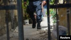 Meksička policija, fotoarhiv