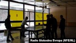 Спортската сала Младост во Битола.