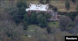 Усадьба российского посольства в Мэриленде, закрытая указом президента Обамы