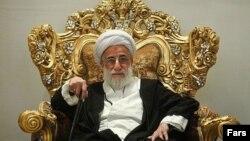 احمد جنتی،رئیس مجلس خبرگان