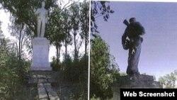 """Жертвою траси """"Таврида"""" стане пам'ятник солдату на території Ленінського району"""