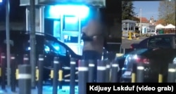 """Parking """"Kapetanija Parking Lot"""", u Zemunu, koji se nalazi na tri minute udaljenosti od kafića."""