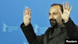 اصغر فرهادی در جریان جشنواره فیلم برلین