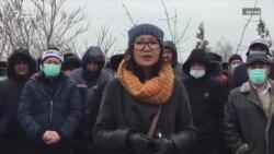 Репортер Азаттыка удостоена премии «За мужество в журналистике»