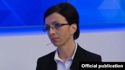 Прем'єр-міністр сепаратистського Придністров'я Тетяна Туранська