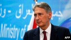 Sekretari i Jashtëm britanik, Philip Hammond.
