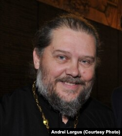 Russian priest Andrei Lorgus