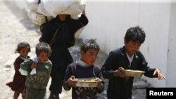 Сириски беглаци во Турција
